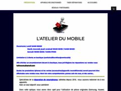 Site Détails : Réparation smartphones et tablettes Auray et sa région