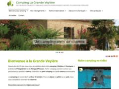 Camping La Grande Veyière Molières  en dordogne périgord noir