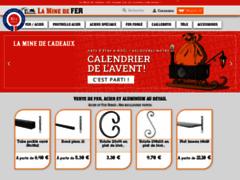 Magasin de vente de produits de ferraille