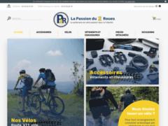 Visitez le site de votre magasin de vélo en ligne