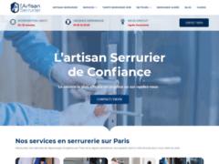 Détails : Artisan serrurier - serrurier paris