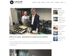 Détails : LAULAN, portail d'information sur la société Mille et Un repas