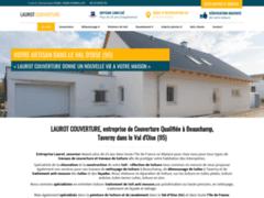 Création du site Internet de Laurot Couverture (Entreprise de Couvreur à PIERRELAYE )