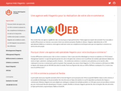 Détails : Gestion de vos contenus web avec Magento