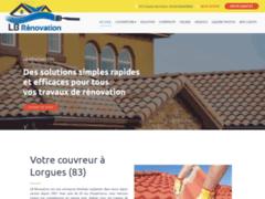 LB RENOVATION: Couvreur charpentier à VIDAUBAN