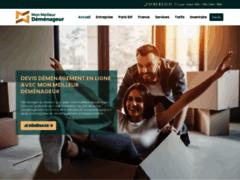 Détails : Entreprise de déménagement sur Paris, Île-de-France, France, Europe