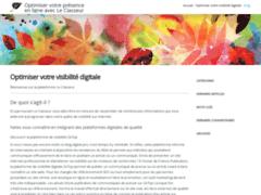 Détails : Annuaire qui optimise votre référencement et positionnement internet