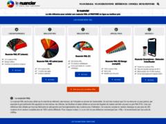 Le-Nuancier.com : nuancier RAL et Pantone au meilleur prix