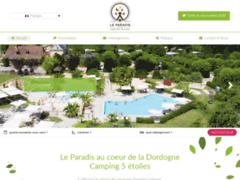 Camping d'Hôtes Le Paradis Saint Léon sur Vézère périgord noir