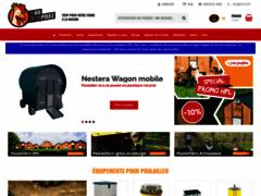 Détails : Le Roi de la Poule, matériel d'élevage de volailles