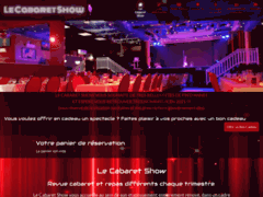 Cabaret Spectacle Dancing a Brive