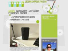 Leconcertpourtous.fr