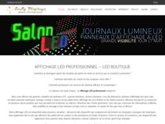 Détails : Affichage électronique sur www.led-boutique.fr