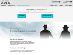 Détails : Grossiste chapeaux et casquettes, qualité italienne et française