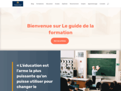 Détails : LeGuideDeLaFormation.com - Formation continue à Toulouse