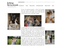 Détails : Photographe professionnel de mariage en Île-de-France