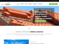 Lemeny Clément: Couvreur charpentier à PUYRICARD
