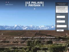 Détails : Le Palais Paysan - hôtel de luxe Marrakech