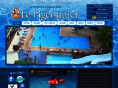 Camping Le Pigeonnier St Crépin Carlucet en dordogne périgord noir