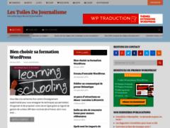 Détails : Blog journalistique