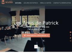 Détails : Restaurant gastronomique Les Amis de Patrick