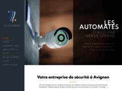 Création du site Internet de Les Automates  (Entreprise de Entreprise de clôture à VEDENE )