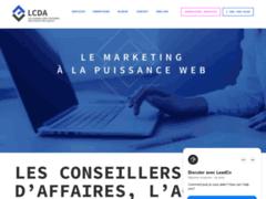 Détails : consultant webmarketing