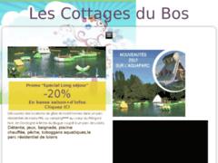 Camping Les Cottages du Bos Audrix en dordogne périgord noir