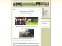 Les Franches-Montagnes à cheval
