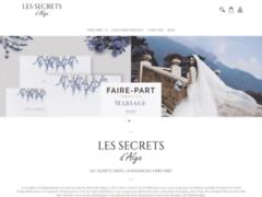 Détails : Les Faire-Part D'Alya