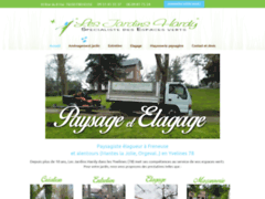 Les Jardins Hardy: Paysagiste à FRENEUSE