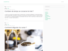 Détails : creuset de conseils pratiques pour les internautes