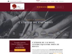 Détails : Centre équestre à Caumont, Rouen