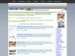 Détails : Référencement manuel et naturel et gratuit