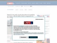 Détails : Linfo.re : l'actualité du jour