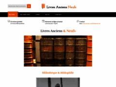 Détails : Livres anciens, neufs, bibliophilie et collections !