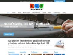 LJE RENOVATION: Couvreur à CRAN-GEVRIER