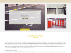 Détails : Place de parking à Paris