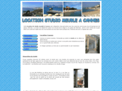Location de studio à Cannes