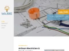 LOIC ELEC: Electricien à LIGNE