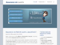 Assurance vie moins chère Loutrix