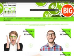 Détails : La marketplace des lunettes neuves et d'occasion