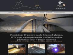 Création du site Internet de SAS LVP (Entreprise de Artisan d'art à LA SEYNE SUR MER )
