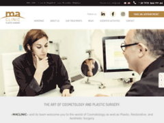 Détails : MACLINIC cabinet de chirurgie esthétique et réparatrice à Bruxelles