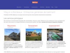 Entreprise de terrassement à Bordeaux en Gironde EURL Abbadie