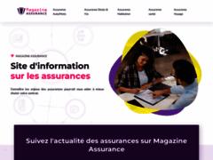Votre magazine de l'assurance pour vous tenir informé