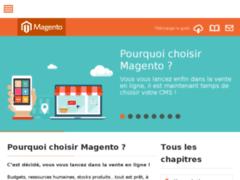 Un outil e-commerce qui en a sous le capot - Magento guide