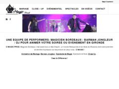 Détails : L'agence évènementielle C MAGIC