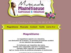 Détails : Muscade magnétiseur, guérisseur et rebouteux