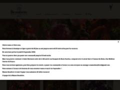 Détails : Fleuriste haut de gamme - Livraison bouquet de fleurs paris - Maison Beaufrere